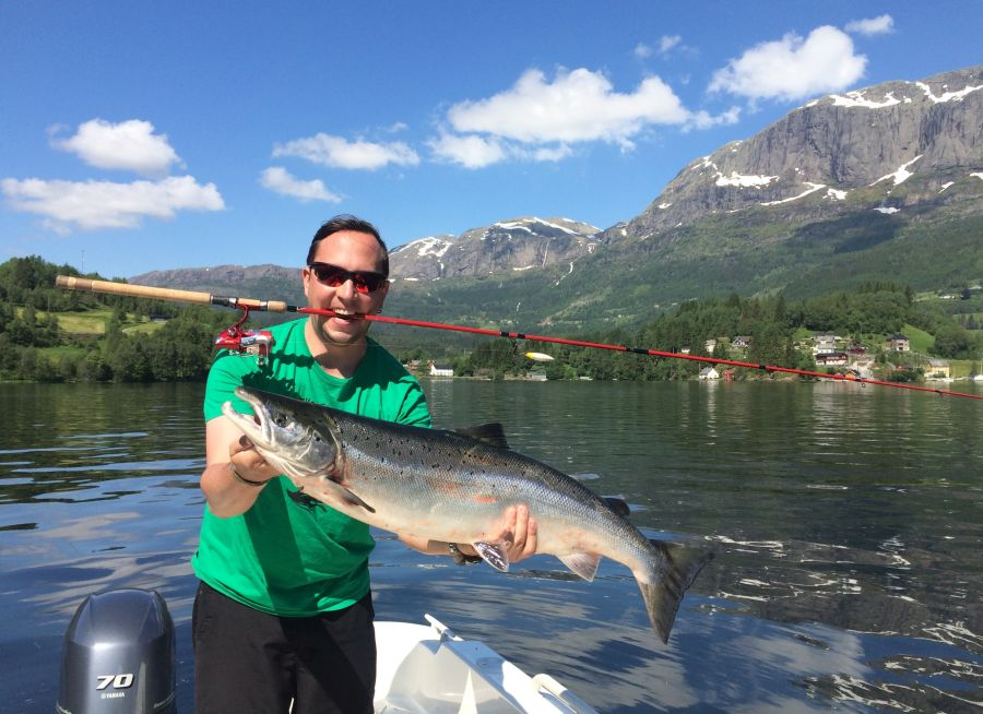 Dalsfjord-Lachs-Angeln-Meerforelle